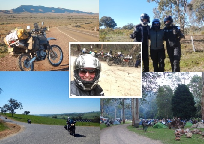 [Clubman Tourers collage]